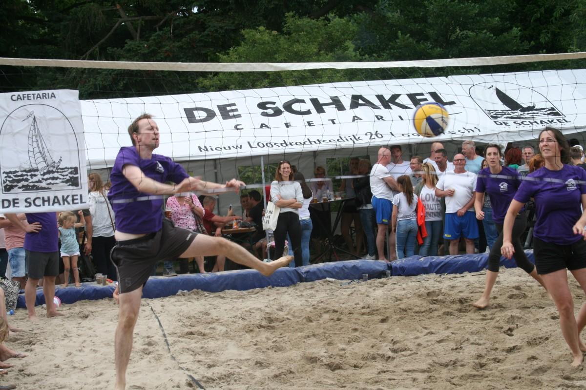 Inschrijving Beachvolleybaltoernooi al vol!!